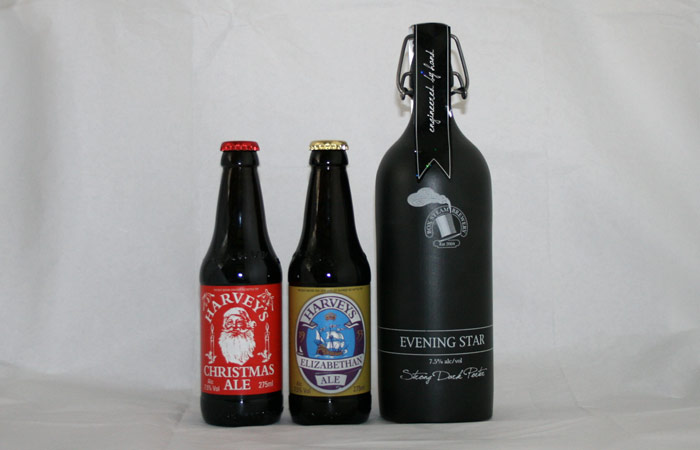 Ales (abv 7.5% and above)