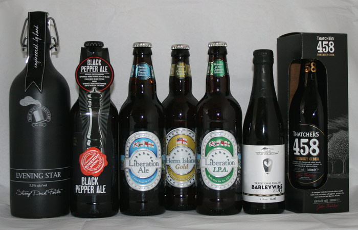 Packaging (Ales, Lagers, Ciders)