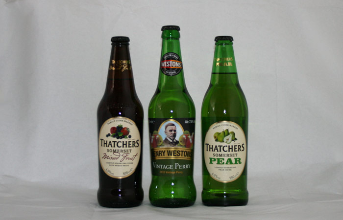 Ciders/Perry (Non-Apple or Flavoured)