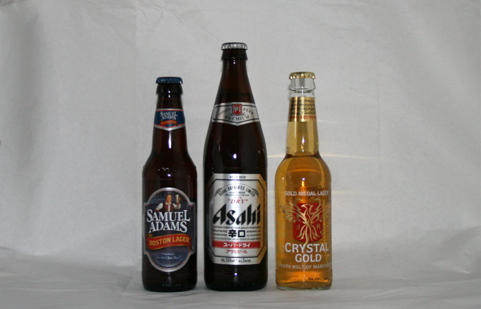 Lagers (abv 4.0% - 5.4%)