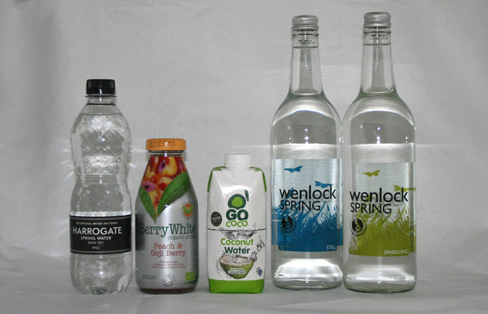 Packaging (Waters, Soft Drinks)