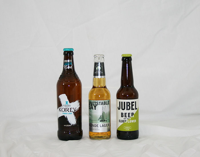 Lagers (abv 4.0% - 5.5%)